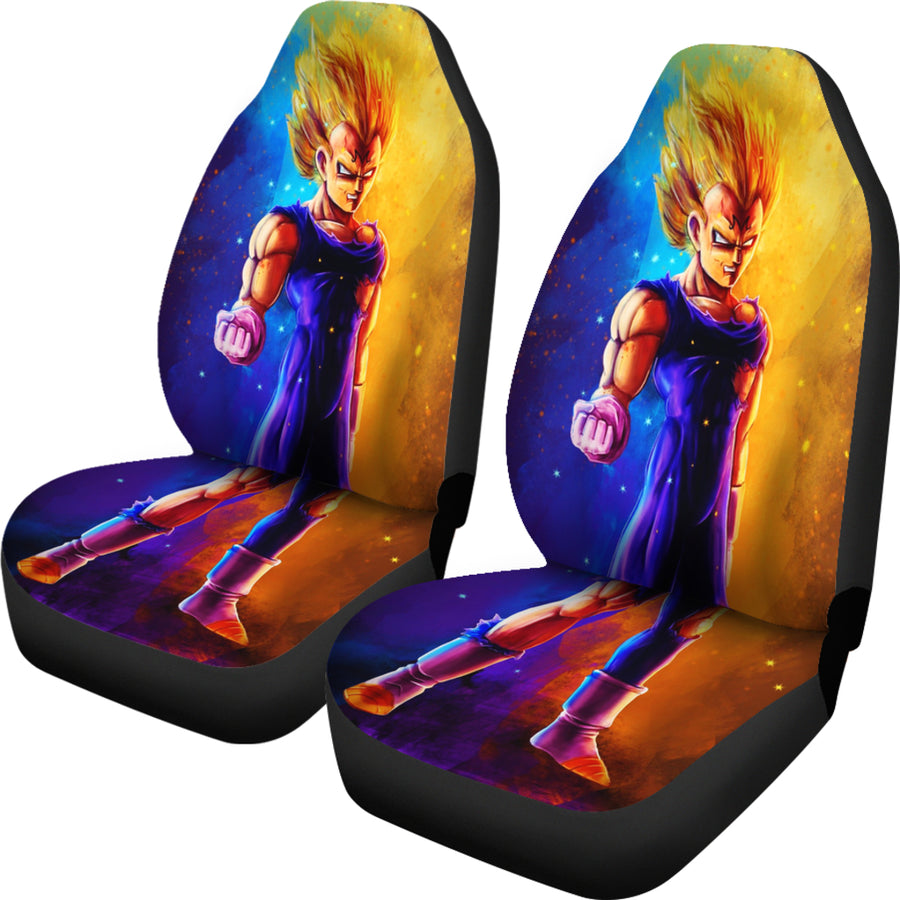 Vegeta 2019 Car Seat Covers