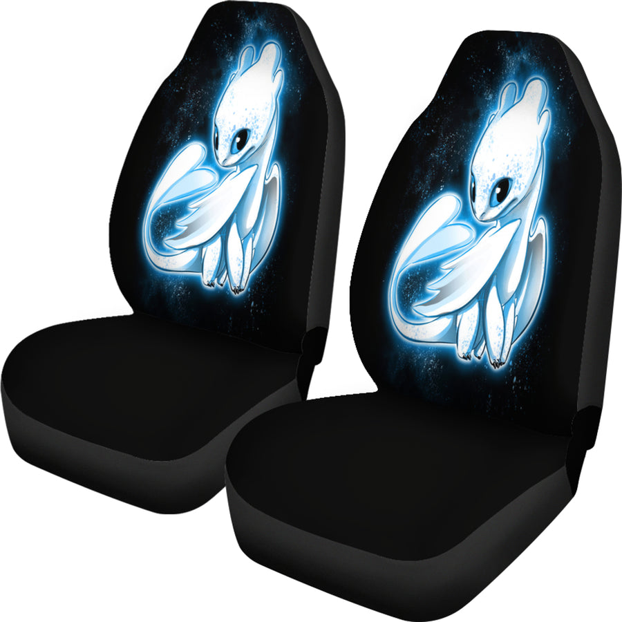 Light Fury Car Seat Covers