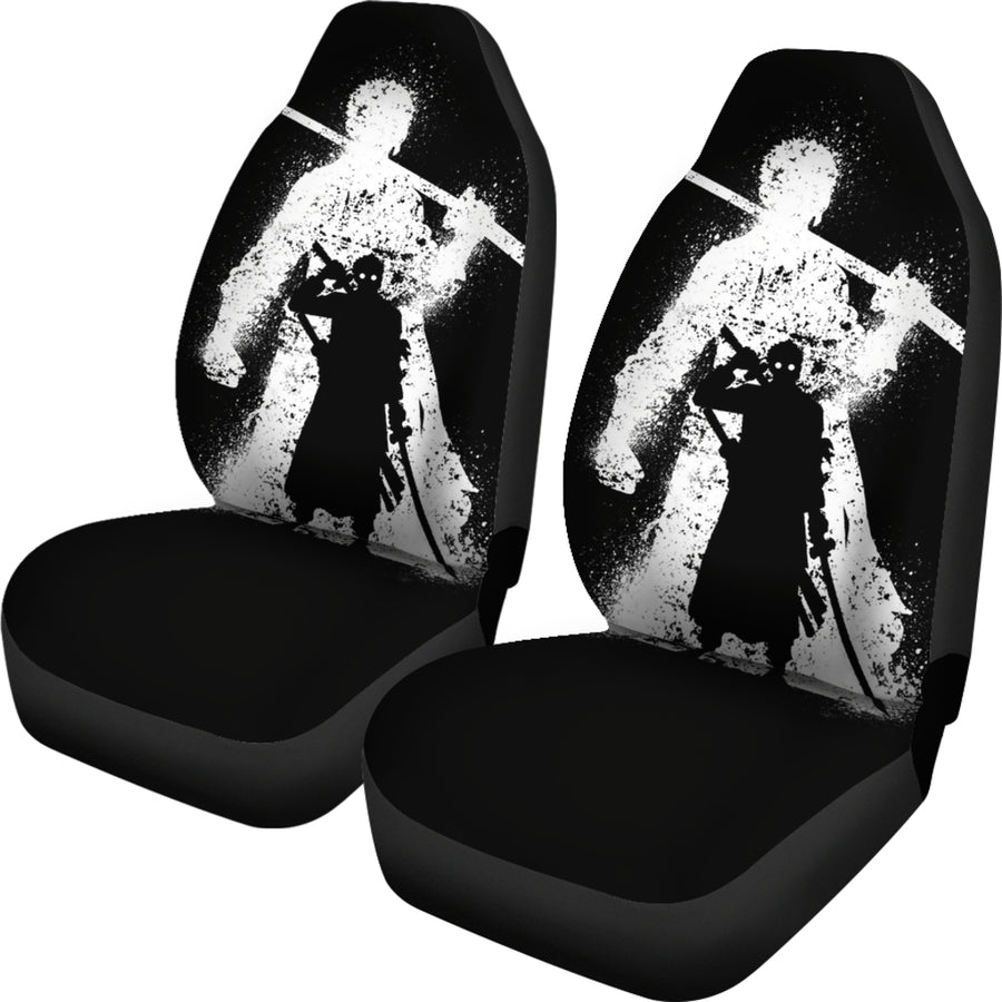 Zoro One Piece Car Seat Covers