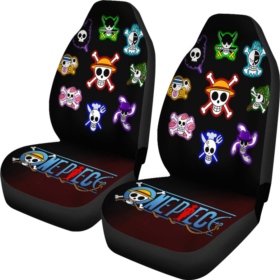 One Piece 2019 Car Seat Covers