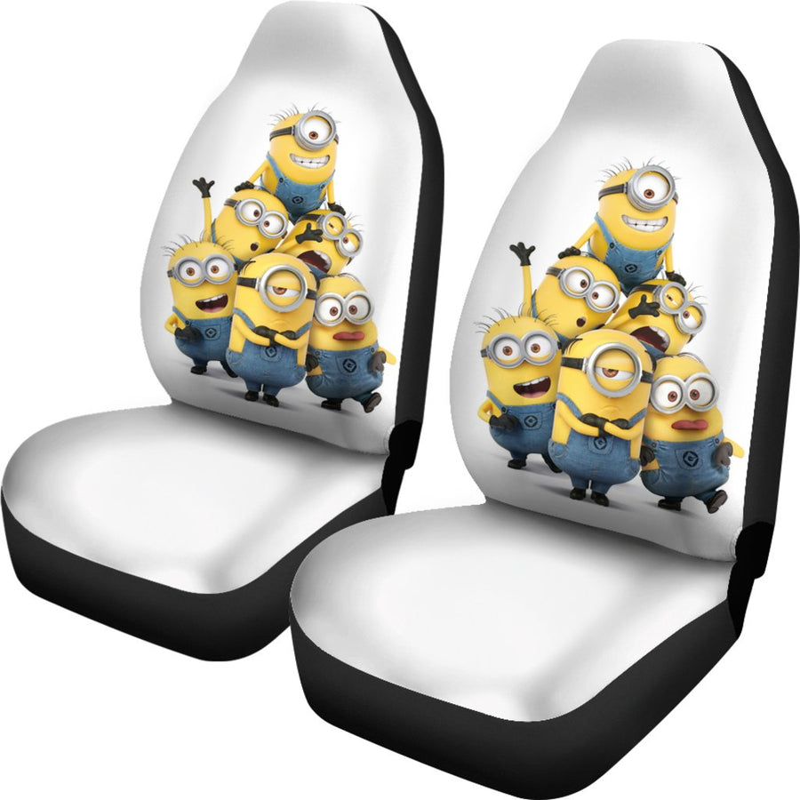 Despicable Me 3 Minions 2020 Seat Covers