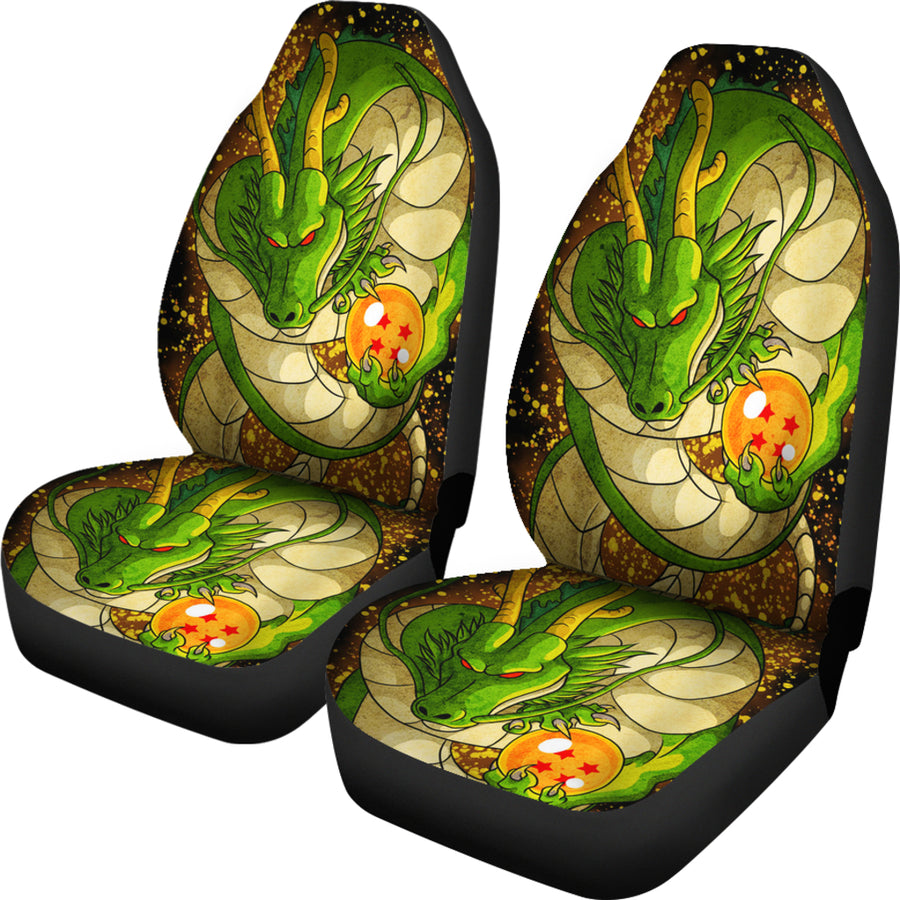 Dragon Ball Car Seat Covers 1