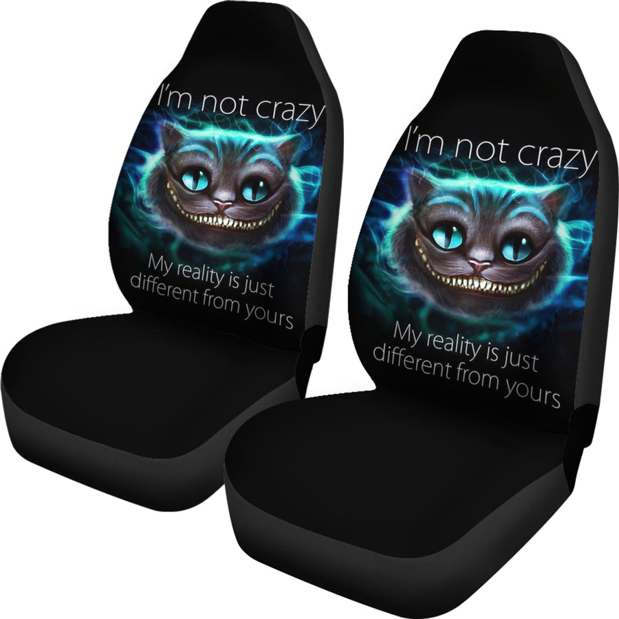 Cheshire Cat Car Seat Covers - Amazing Best Gift Idea