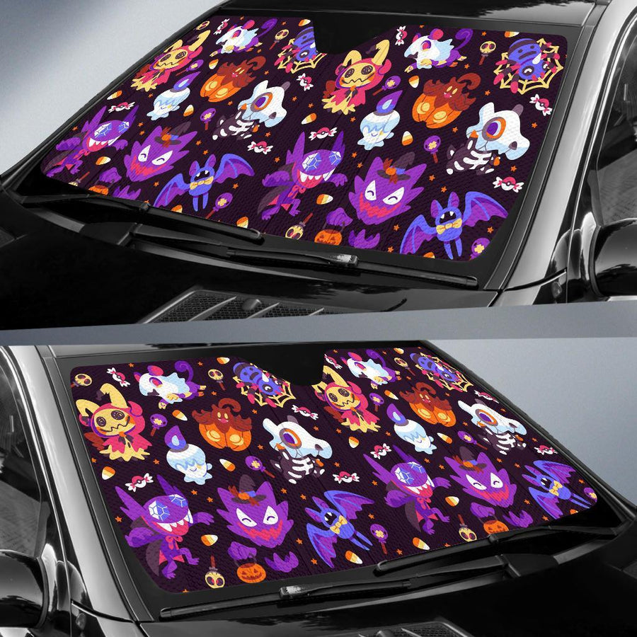 Pokemon Halloween 1 Auto Sun Shades amazing best gift ideas 2021