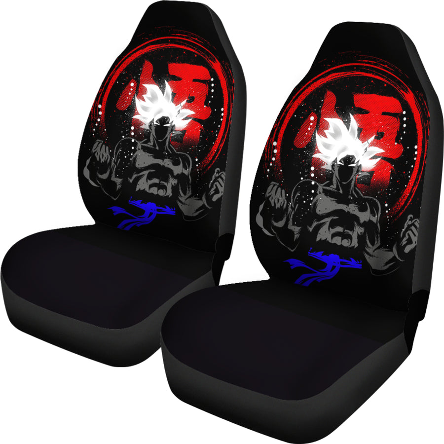 Ultra Instinct 2019 Car Seat Covers