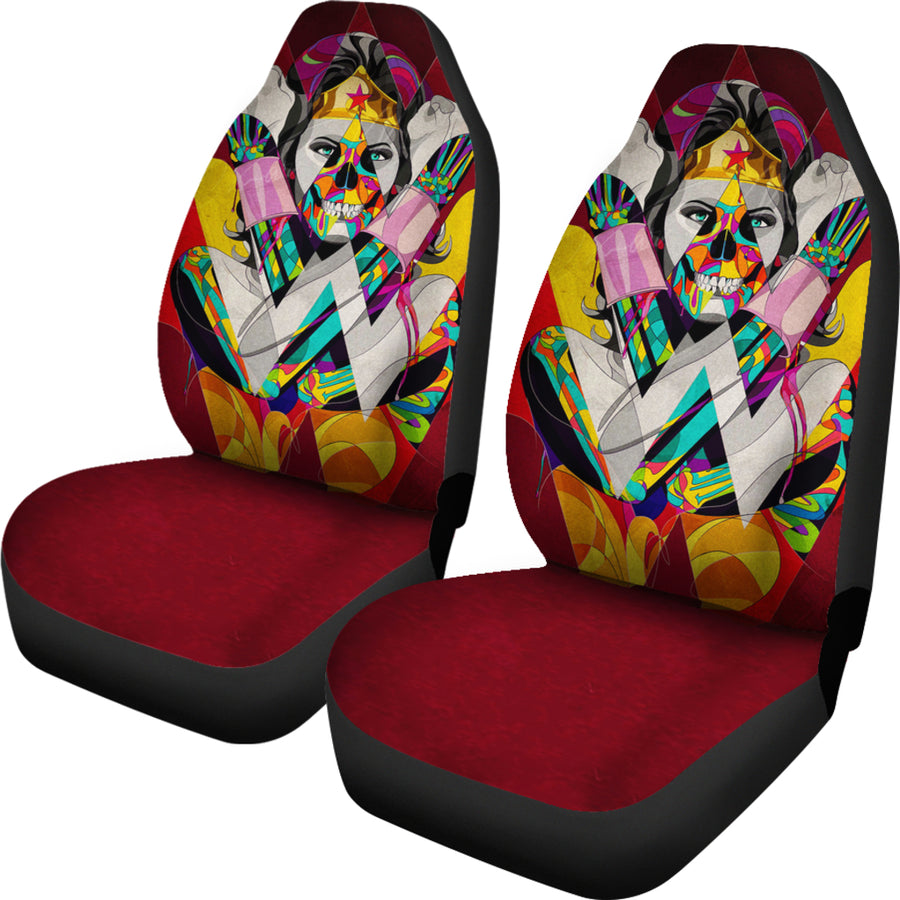 Car Seat Covers And Floor Mats Tagged Wonder Woman Car Seat