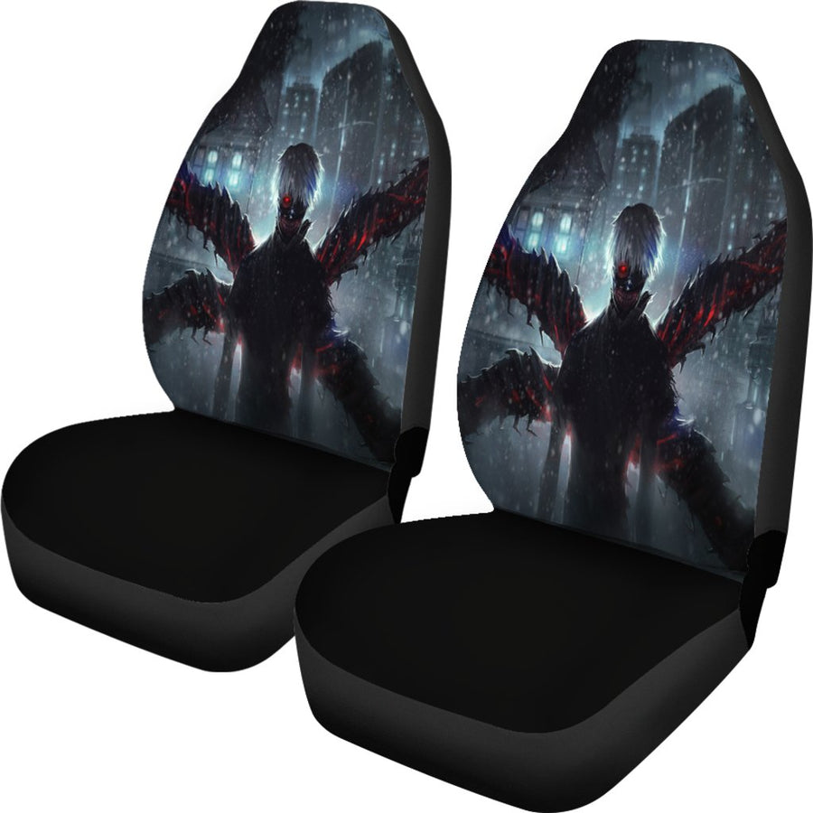 Tokyo Ghoul Seat Covers 1