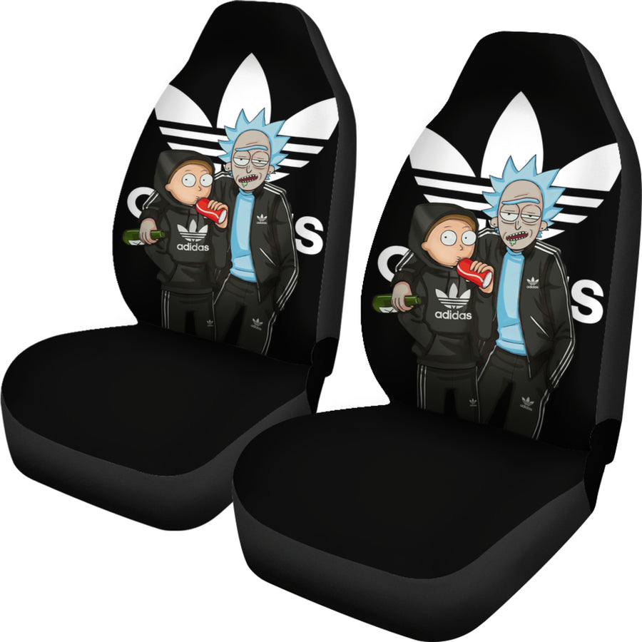 Rick And Morty Add Car Seat Covers - Amazing Best Gift Idea