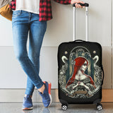 Sally Skull Luggage Covers