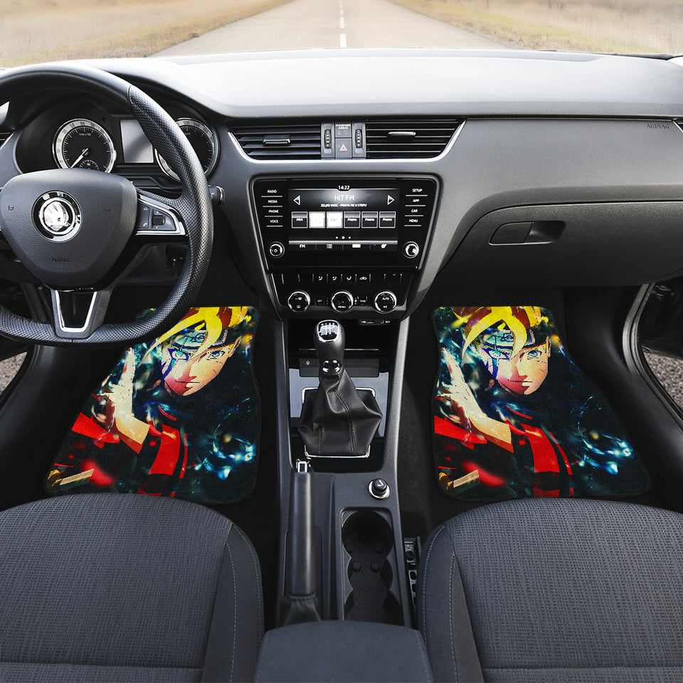 Boruto The Next Generation Car Mats