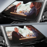 Jimmy Henry Restaurant Goodfellas Car Sun Shades