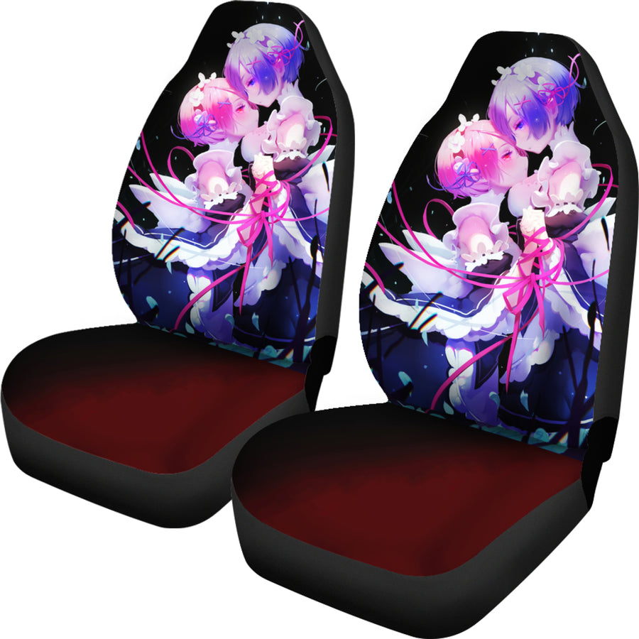 Ram Rem Re: Zero Car Seat Covers - Amazing Best Gift Idea