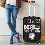Crona Soul Eater Luggage Covers