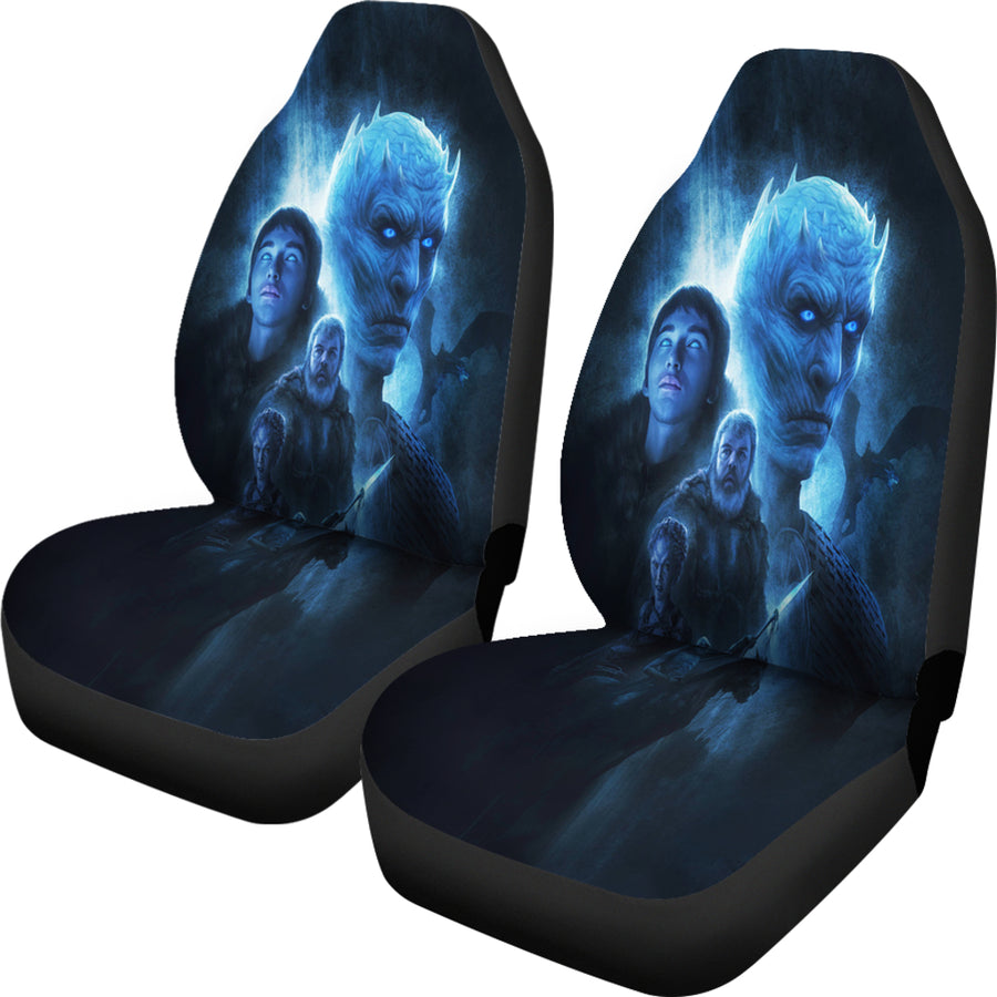 The Night King Car Seat Covers