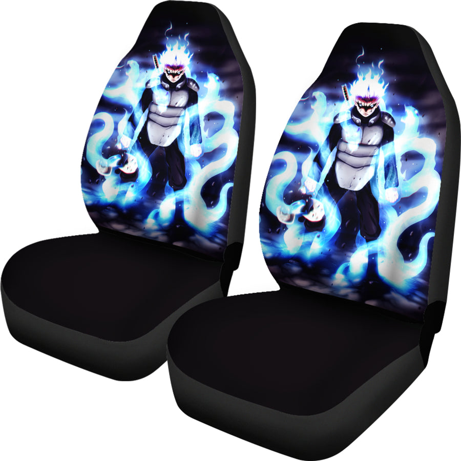 Mitsuki Sage Mode Car Seat Covers