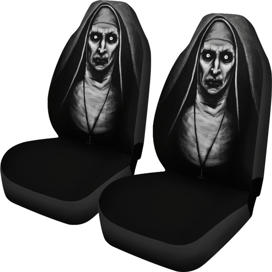 Valak Car Seat Covers - Amazing Best Gift Idea