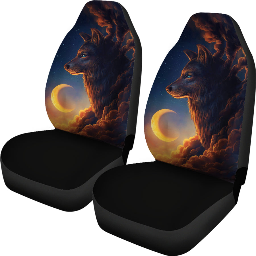 Wolf Car Seat Covers 1 - Amazing Best Gift Idea
