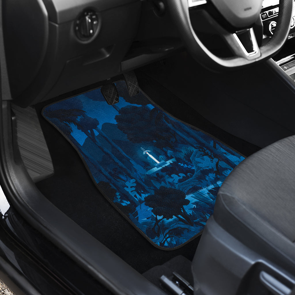 The Legend Of Zelda Front And Back Car Mats 39