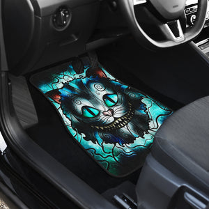 Alice in Wonderland Cheshire Cat Car Mats