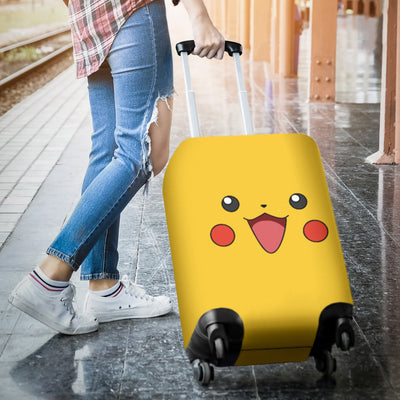 Pikachu Luggage Covers