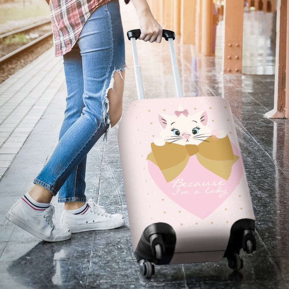 The Aristocats Marie Luggage Covers