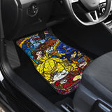 Beauty And The Beast Car Mats