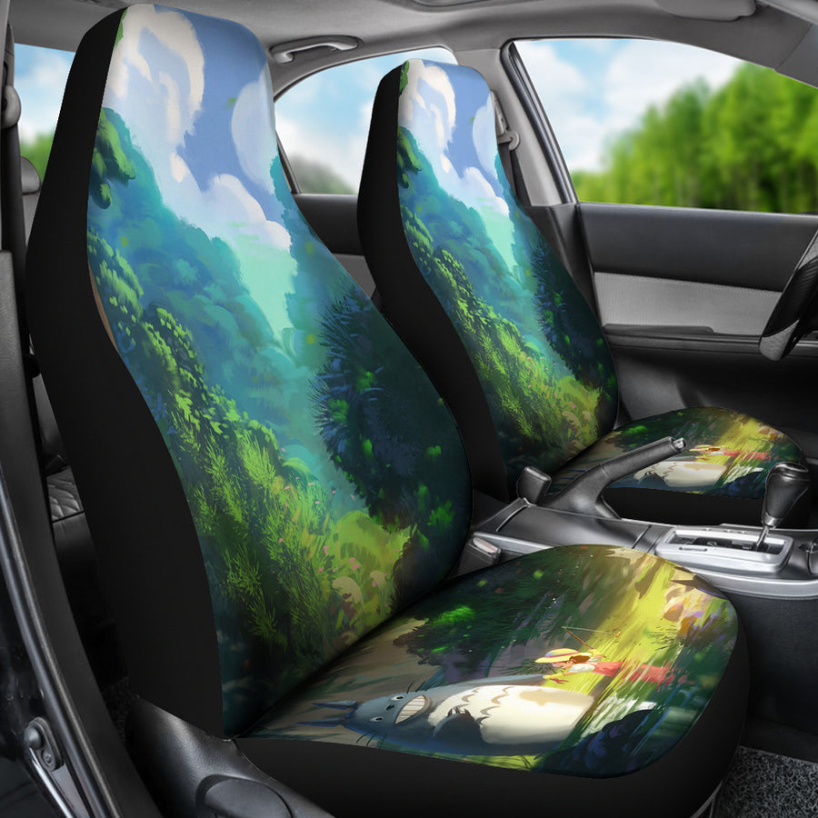 Totoro 2021 Car Seat Covers - Amazing Best Gift Idea