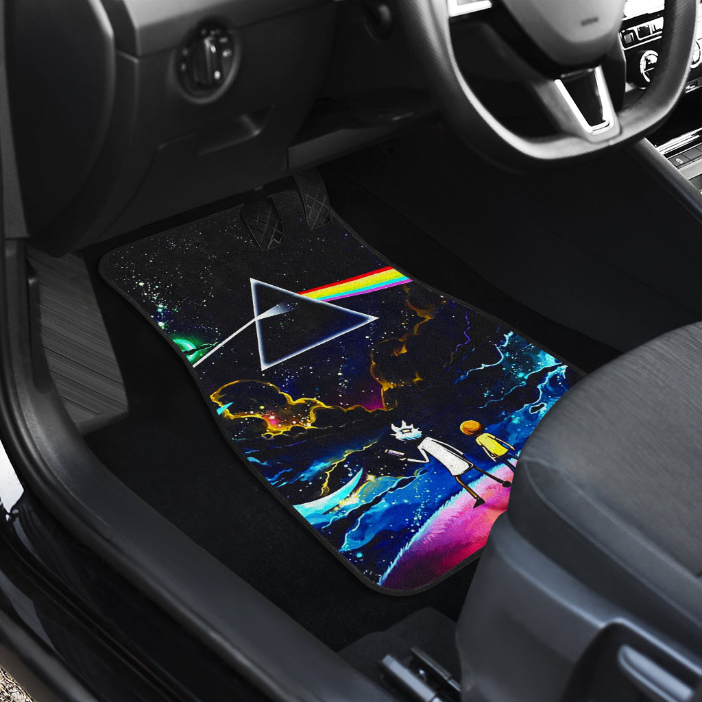 Rick And Morty Car Mats 1