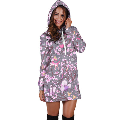 Pokemon Spring Hoodie Dress