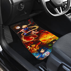 Sailor Moon 2020 Car Mats