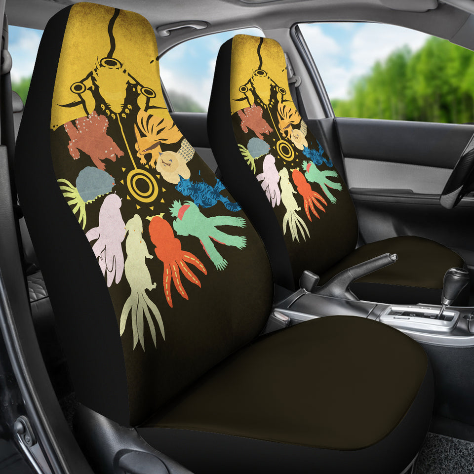 naruto-and-tailed-beasts-car-seat-covers