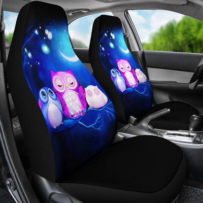owl-cute-night-car-seat-covers