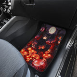 Pokemon Halloween Front And Back Car Mats
