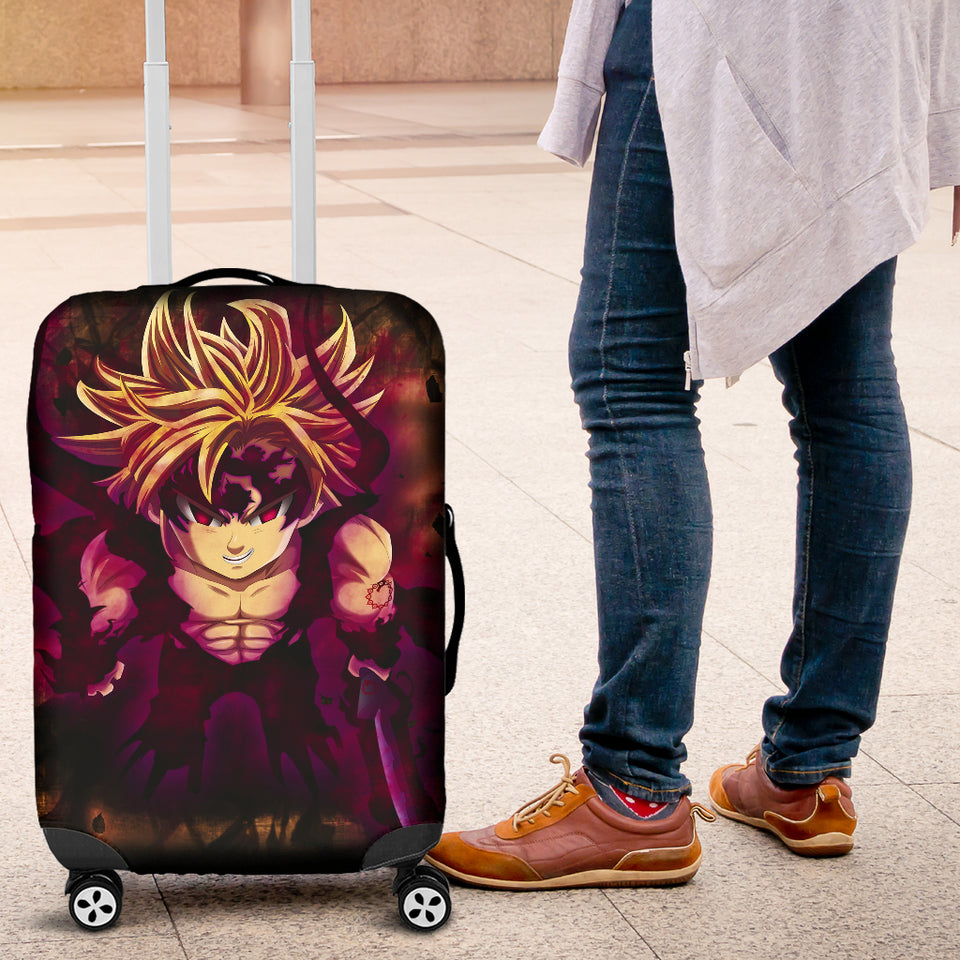 Meliodas Seven Deadly Sins Luggage Covers