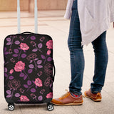 Rose Luggage Covers