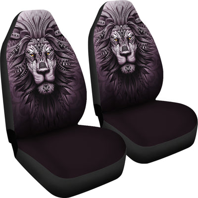 lion-art-car-seat-covers