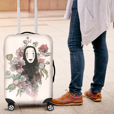 No-face Spirited Away Luggage Covers