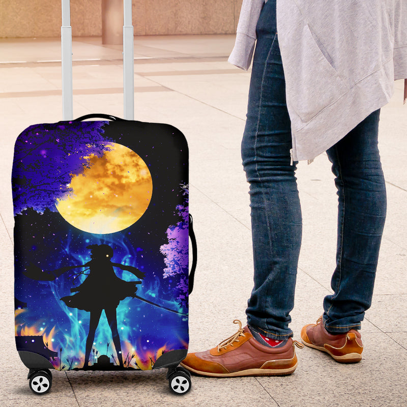 Sakura Saber Luggage Covers