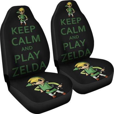 keep-calm-and-play-zelda-car-seat-covers