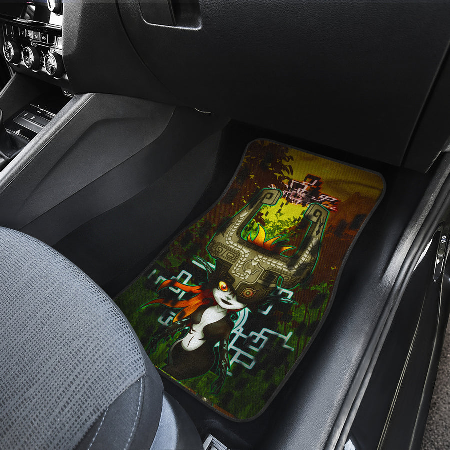 Midna Front And Back Car Mats