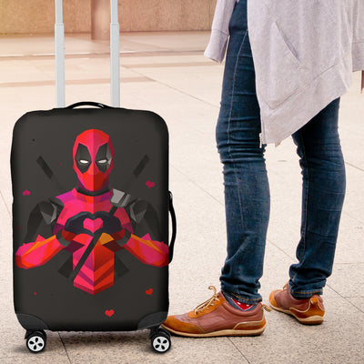 Deadpool Luggage Covers 1