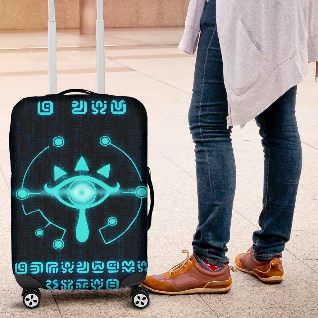 Zelda Botw Luggage Covers