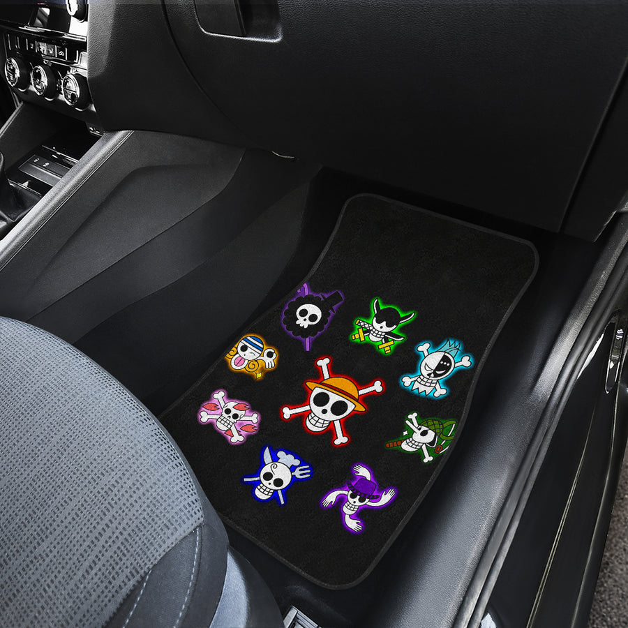 One Piece 2021 Car Mats