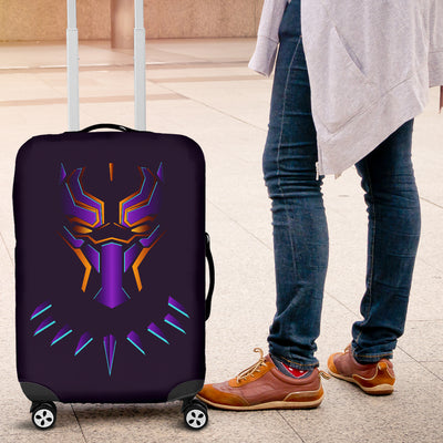 Black Panther Luggage Covers