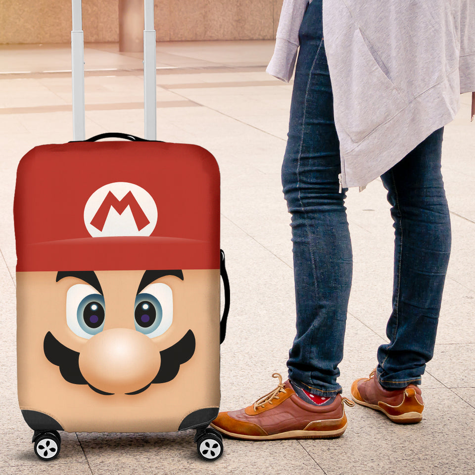 Mario Luggage Covers