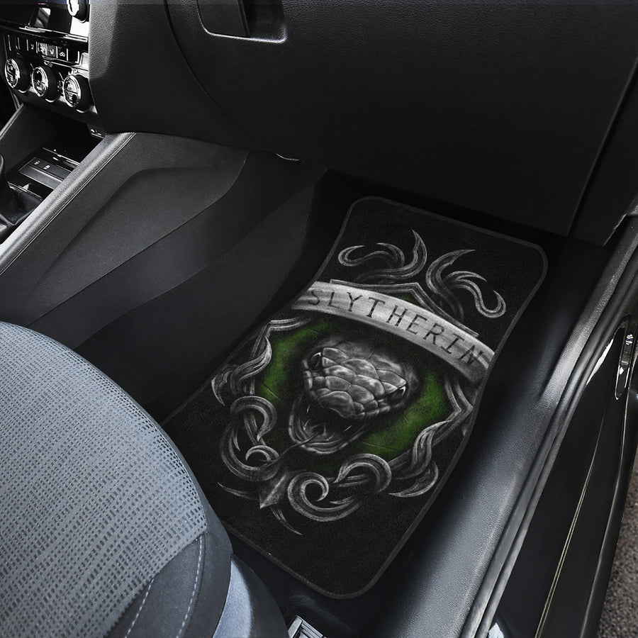 Slytherin Car Mats