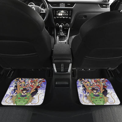 Anime Movie 2020 Car Mats
