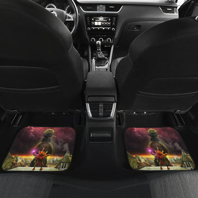 The Legend Of Zelda Front And Back Car Mats 13