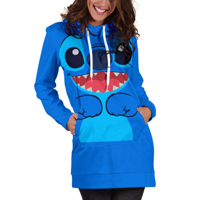 Stitch Hoodie Dress