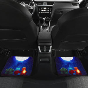 Pokemon Friends Car Mats